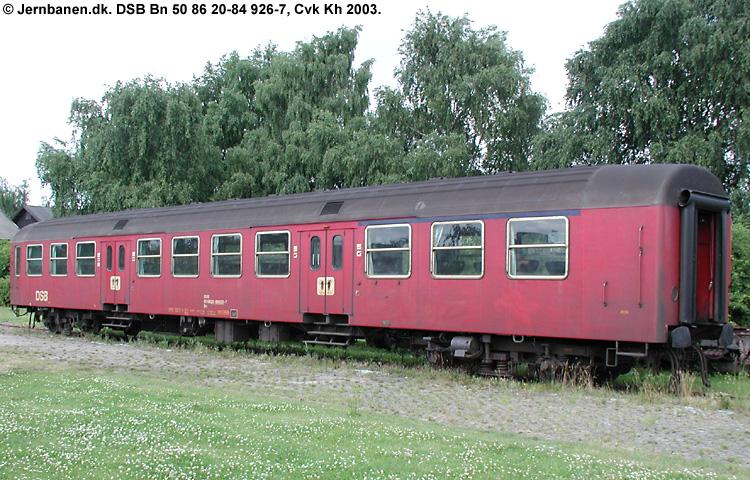 DSB Bn 926