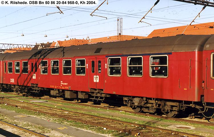 DSB Bn 958