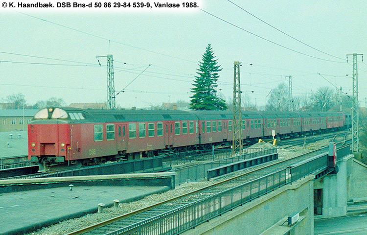 DSB Bns-d 539
