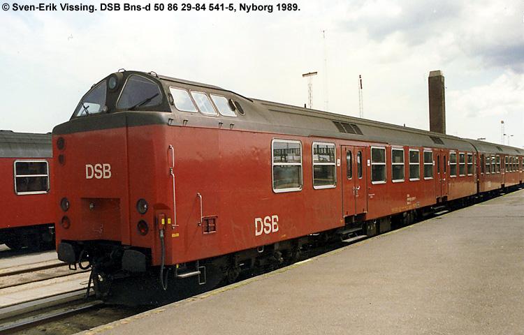 DSB Bns-d 541