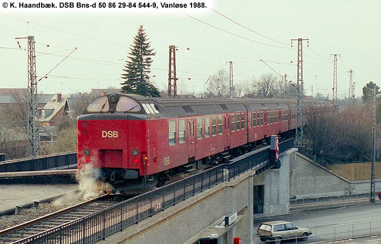 DSB Bns-d 544