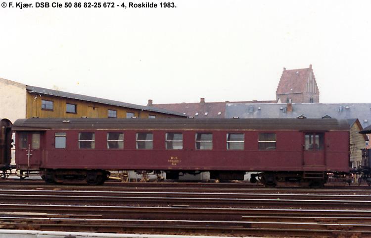 DSB Cle 672