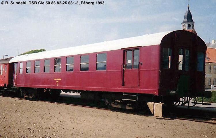 DSB Cle 681
