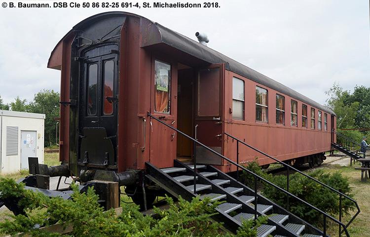 DSB Cle 691