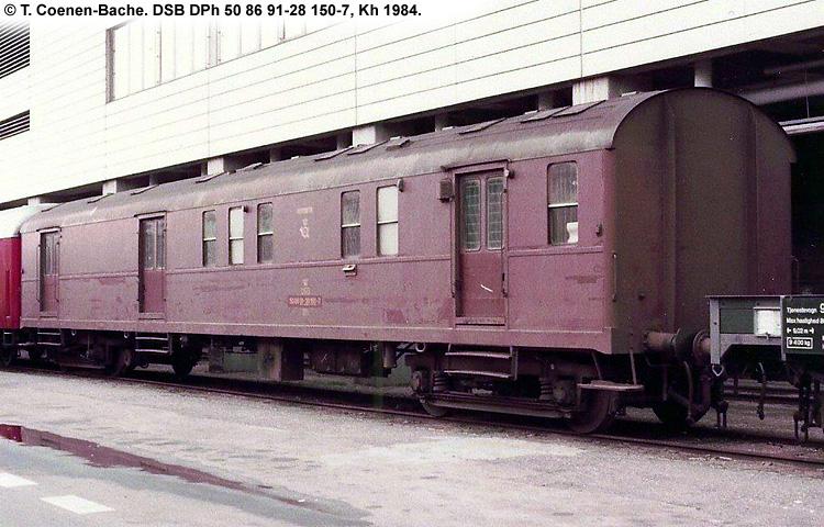 DSB DPh 150