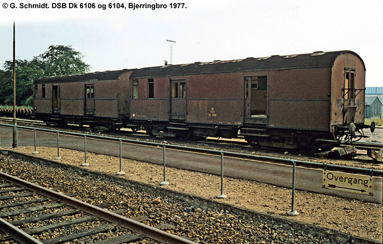DSB Dk 6106
