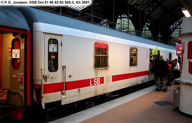 DSB Dm 005
