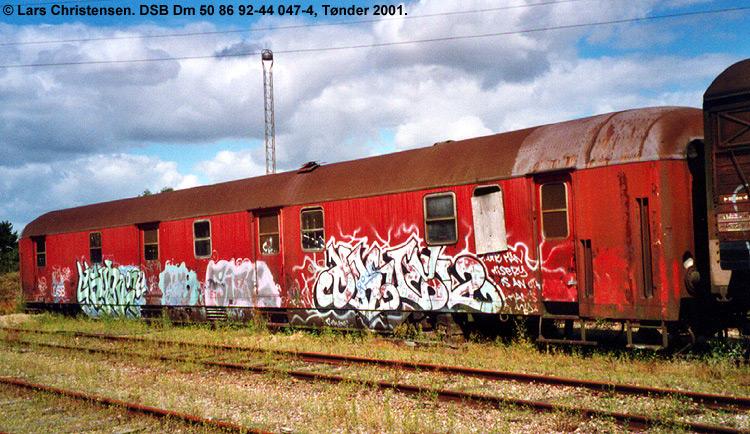 DSB Dm 047
