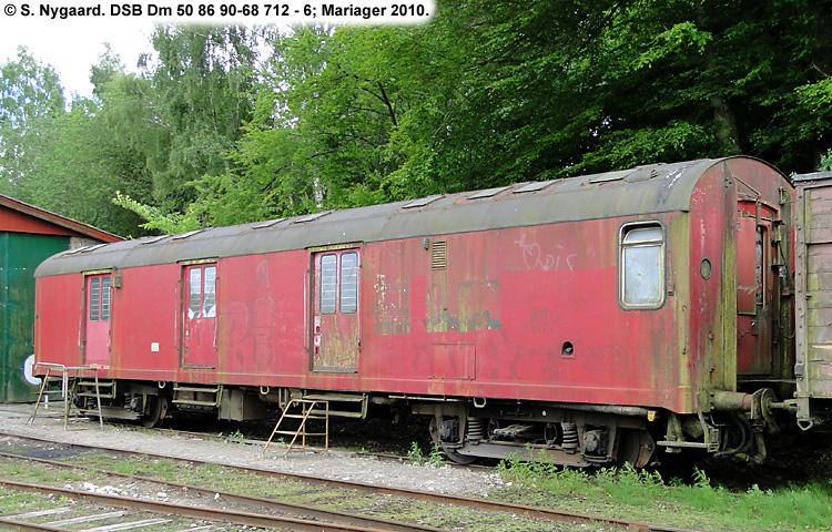 DSB Dm 712