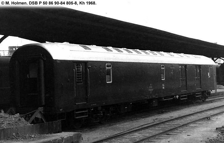 DSB P 805