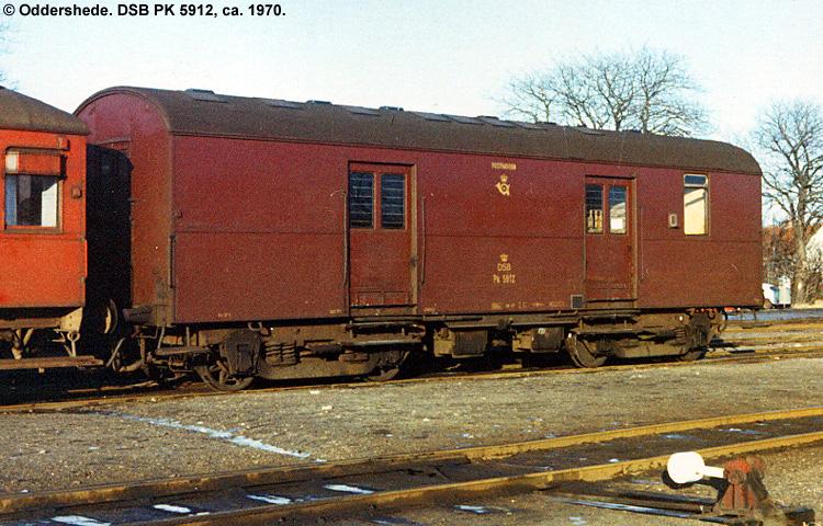 DSB PK 5912