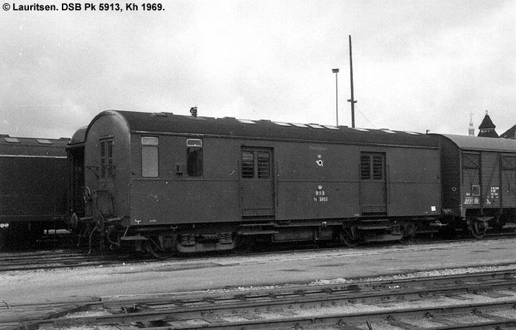 DSB PK 5913