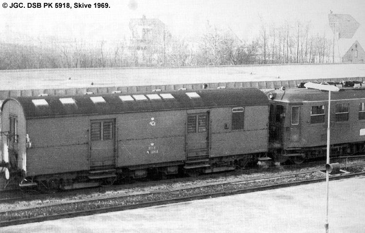DSB PK 5918