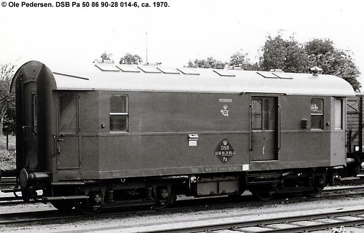 DSB Pa 014