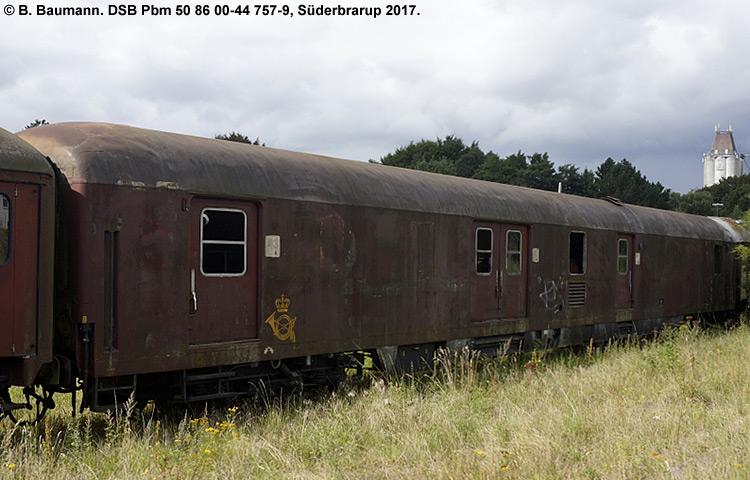 DSB Pbm 757