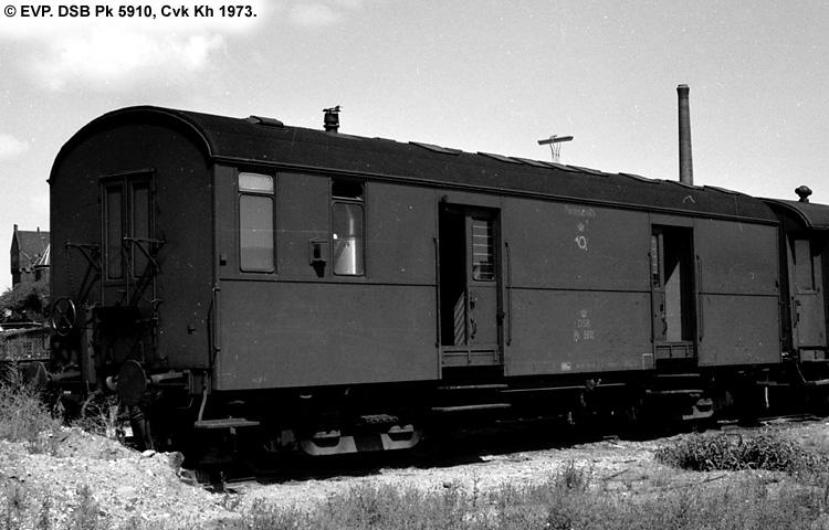 DSB Pk 5910