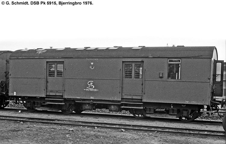 DSB Pk 5915
