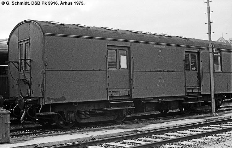 DSB Pk 5916