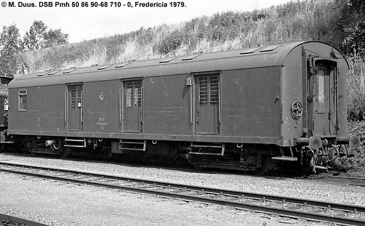 DSB Pmh 710