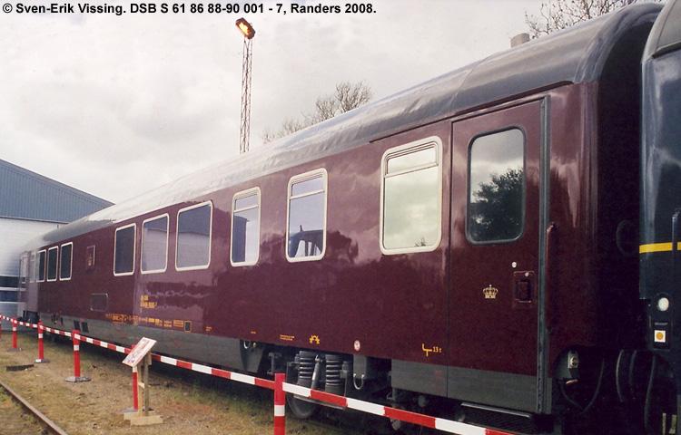 DSB S 001