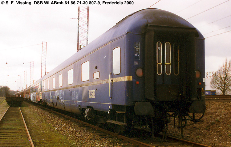DSB WLABmh 807