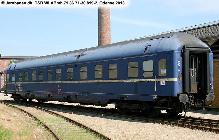 DSB WLABmh 819