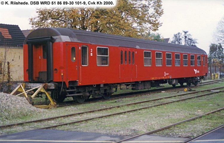 DSB WRD 101