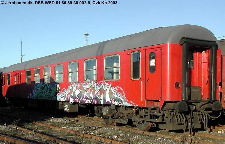 DSB WSD 002