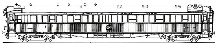 Dsb wl 3012 tilh rende ciwl compagnie internationale des - Compagnie des wagons lits recrutement ...