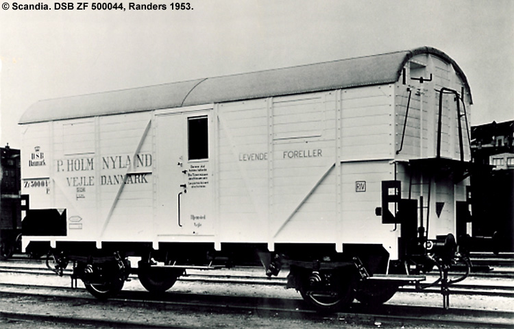 P. Holm Nyland - DSB ZF 500044