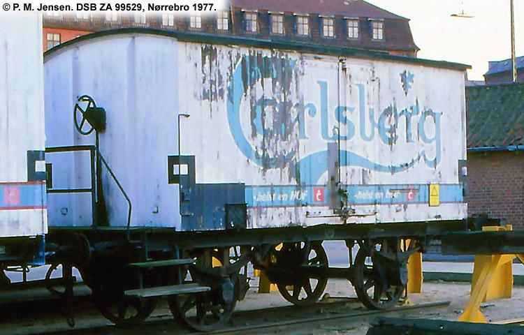 Carlsberg Bryggerierne - DSB ZA 99529