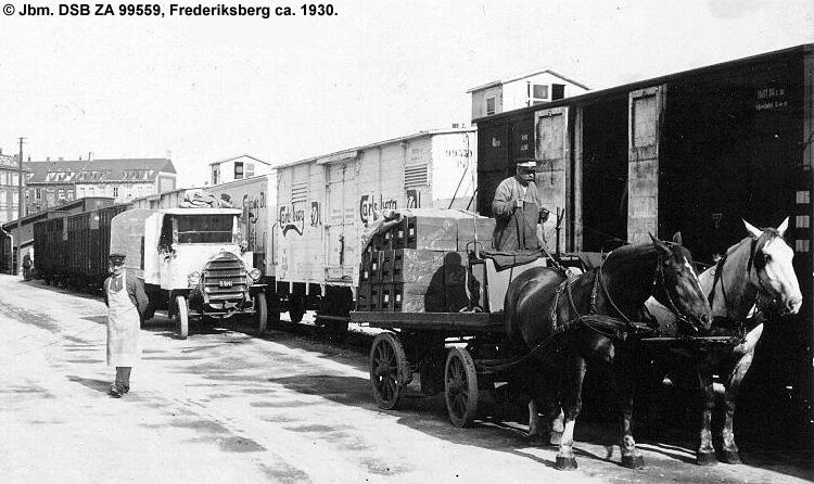 Carlsberg Bryggerierne - DSB ZA 99559