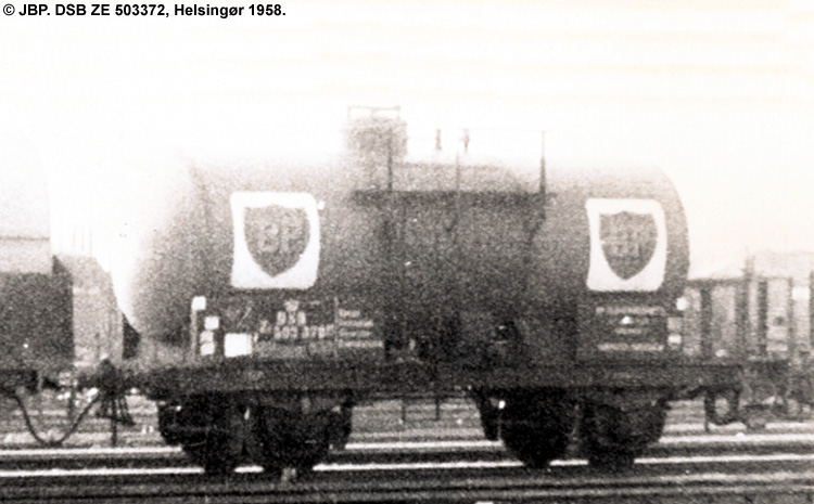 BP Olie Kompagniet A/S - DSB ZE 503372