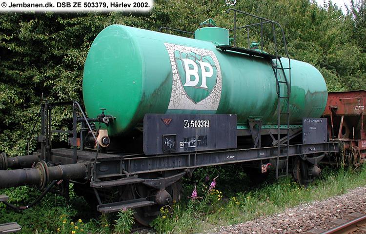BP Olie Kompagniet A/S - DSB ZE 503379