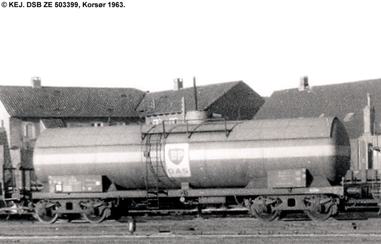 BP Gas A/S - DSB ZE 503399