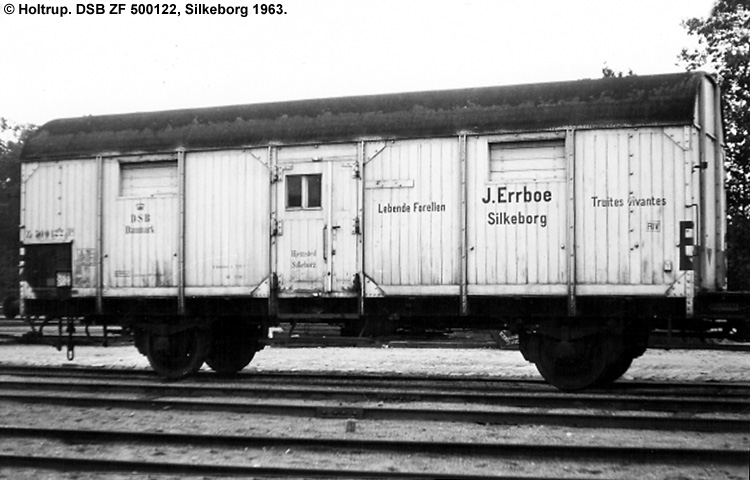 J. Errboe A/S - DSB ZF 500122