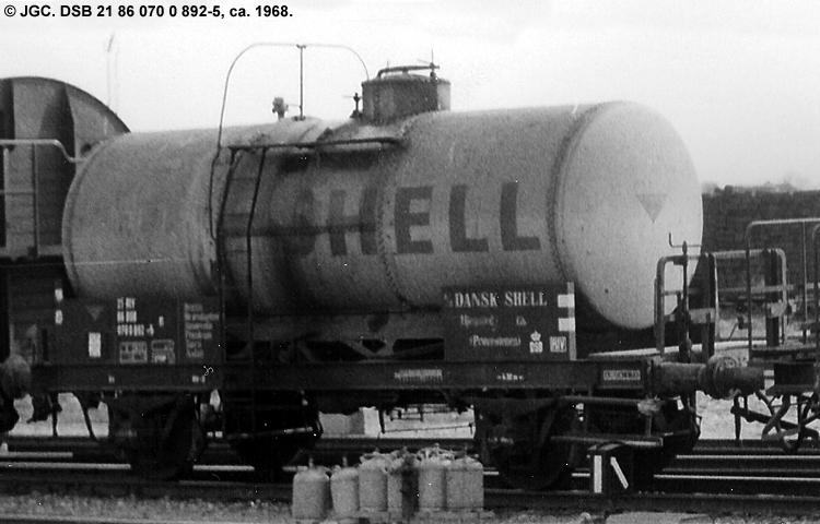 Dansk Shell A/S - DSB 21 86 070 0 892 - 5