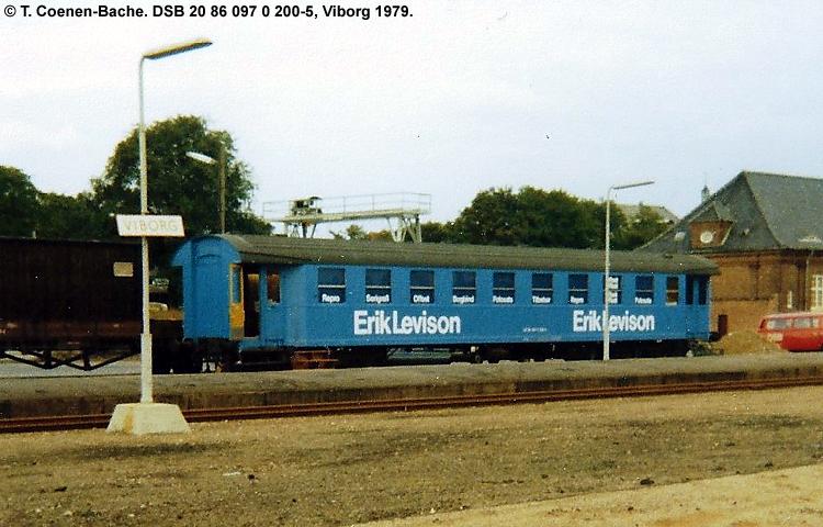 Erik Levison A/S - DSB 20 86 097 0 200 - 5