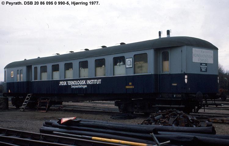Jydsk Teknologisk Institut - DSB 20 86 095 0 990 - 5