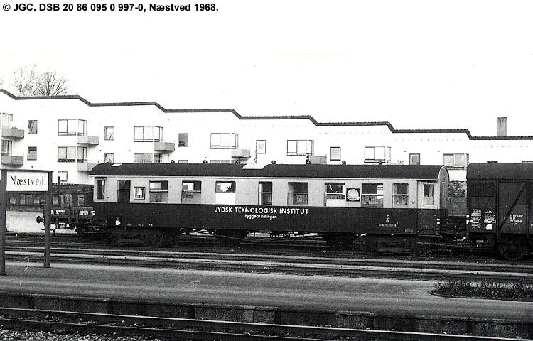 Jydsk Teknologisk Institut - DSB 20 86 095 0 997 - 0
