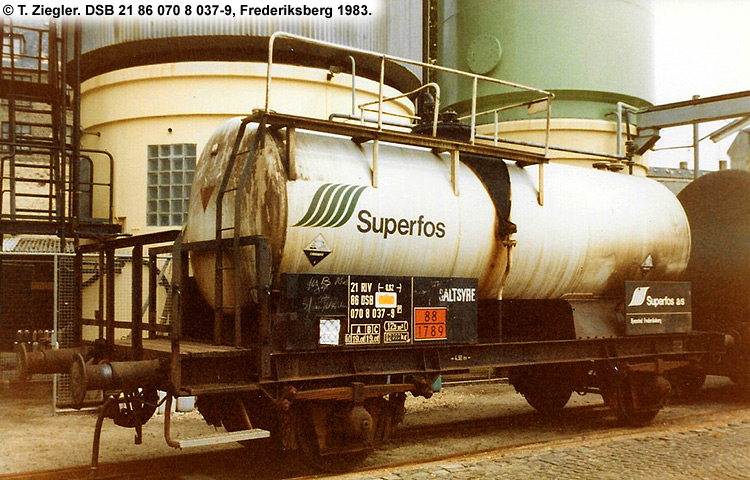 Superfos A/S - DSB 21 86 070 8 037 - 9