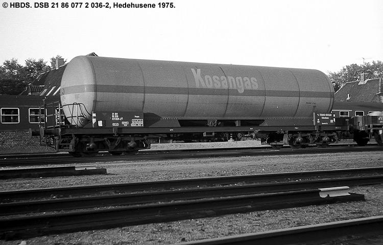 Trans-Kosan A/S - DSB 21 86 077 2 036 - 2