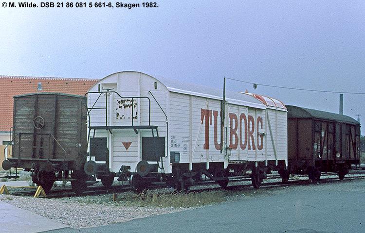 Tuborgs Bryggerier A/S - DSB 21 86 081 5 661 - 6