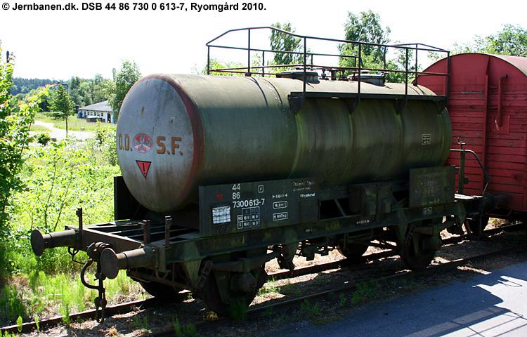 De Danske Spritfabrikker A/S - DSB 44 86 730 0 613 - 7