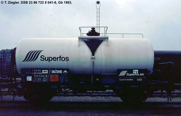 Superfos A/S - DSB 23 86 722 5 041 - 8