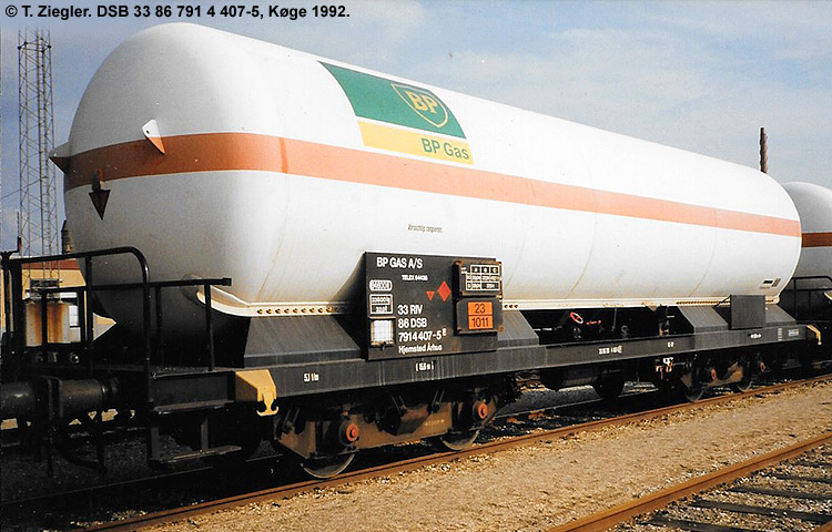 BP Gas A/S - DSB 33 86 791 4 407-5