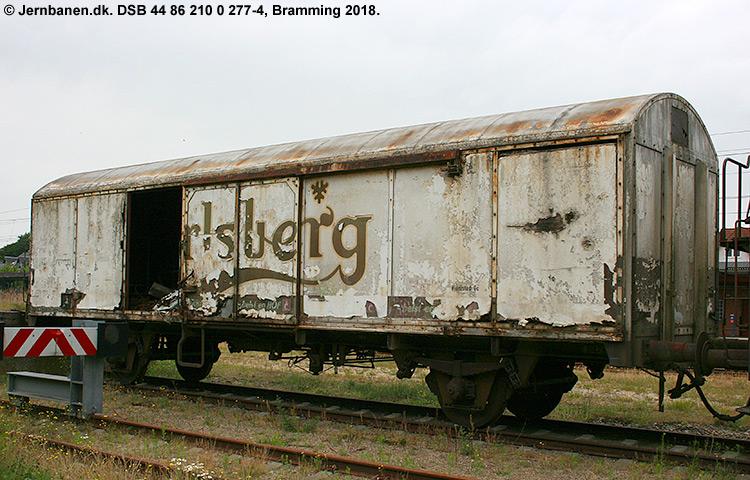 Carlsberg Bryggerierne - DSB 44 86 210 0 277 - 4