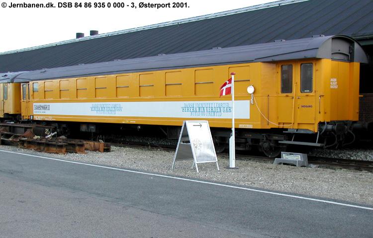Expotrain ApS - DSB 33 86 935 0 000 - 5