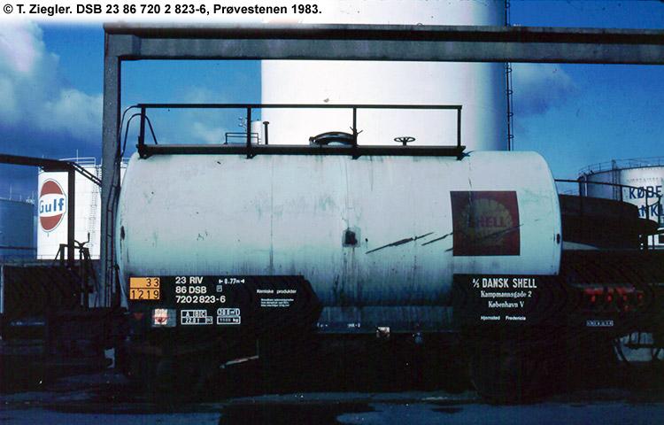 Dansk Shell A/S - DSB 23 86 720 2 823 - 6