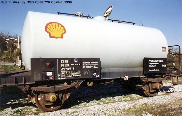 Dansk Shell A/S - DSB 23 86 720 2 828 - 5